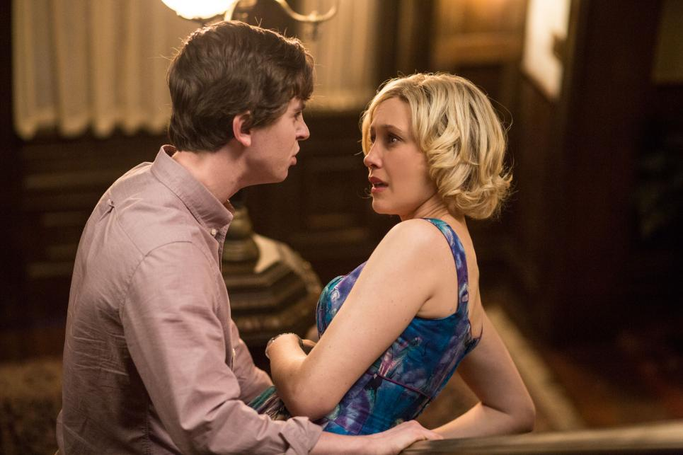"University Press : Bates Motel: ""Meltdown"" Vera Farmiga Instagram"