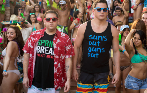 """22 Jump Street"" is exactly like the first film, but in college"