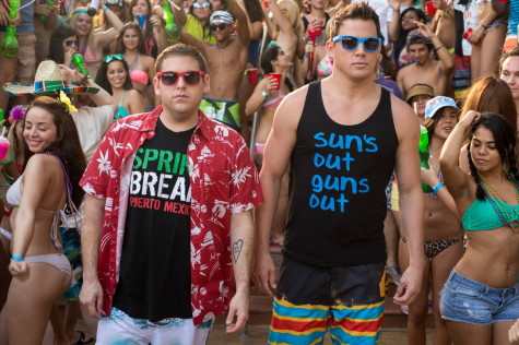 """""""22 Jump Street"""" is exactly like the first film, but in college"""