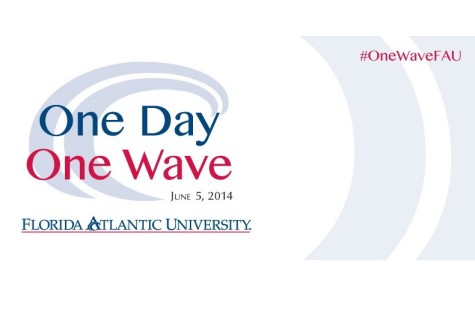 FAU students launch online campaign to raise alumni donations with hashtag #OneWaveFAU
