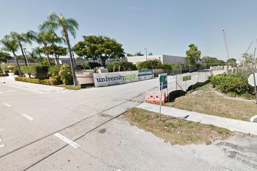 FAU off-campus housing complex, University Square, coming to 20th Street