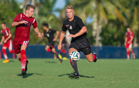 FAU Soccer defeats Barry University 3-0 in final exhibition of year, season starts this Friday