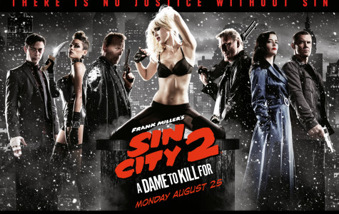"Review: ""Sin City: A Dame to Kill For"" is  all style and no substance"