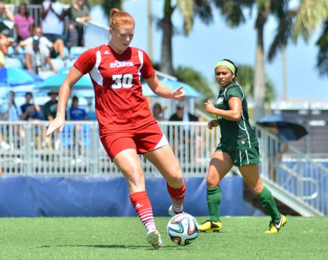 Women's Soccer: Owls split second weekend series