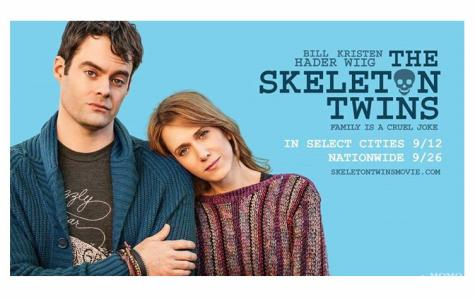 """The Skeleton Twins,"" playing now at the Living Room Theaters, gets 4 out 5 stars"