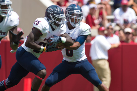 FAU held scoreless against Alabama, lose second consecutive game