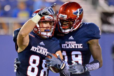 Gallery: FAU vs Tulsa