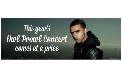 This Year's Owl Prowl Concert comes at a price