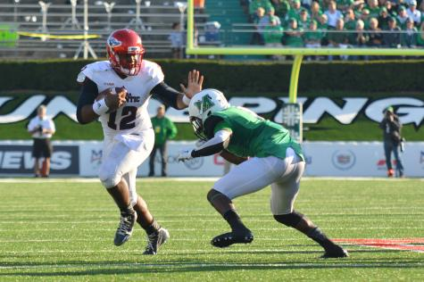 FAU remains winless on road, loses to Marshall 35-16
