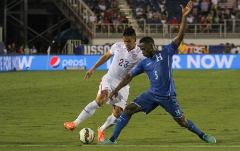Altidore scores lone US goal in draw with Honduras