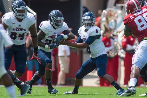 FAU suffers heartbreaking loss to Middle Tennessee State, 35-34