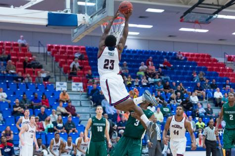 Led by twenty three points from Solomon Poole, FAU triumphs over Stetson 79-69