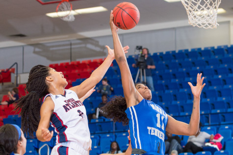 Shaneese Bailey's 27 not enough as Owls lose 101-69 to MTSU