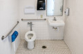 Transgender bathroom located in Tom Oxley Athletic Center. Mohammed F Emran | Web Editor