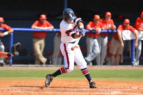 Gallery: Owl's Baseball beat OSU 2-1 in series