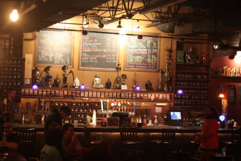 Why Funky Buddha Lounge and Brewery is scoring attention from students