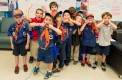Cub scouts visit the UP. Max Jackson | Photo Editor
