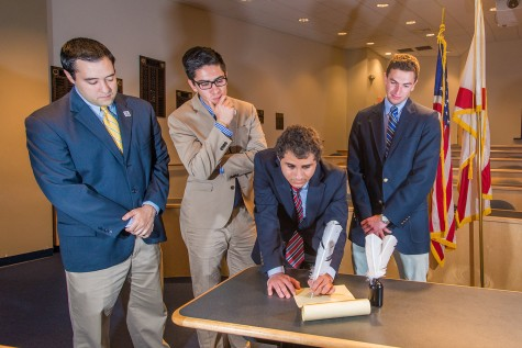 Student Government is to rework the constitution this summer