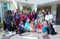 FAU certified HeartMath Trainers at a class in Orlando May 2015.  Photo provided by Gabriella Boehmer HeartMath Director of Public Relations