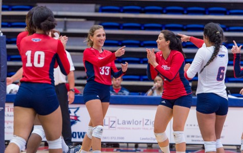 Volleyball: Owls win two of three in Mayo Invitational Tournament