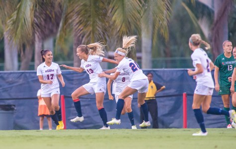 Women's Soccer: Owls defeat Miami Hurricanes 3-1