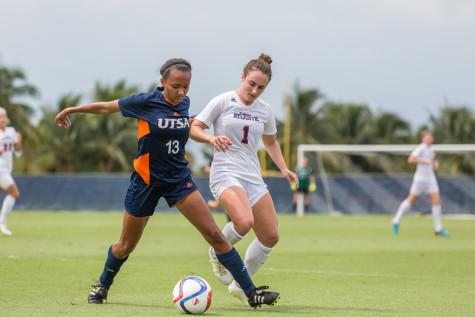 Women's Soccer: Owls earn first conference win of season
