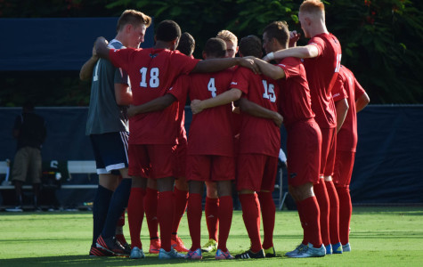 Men's Soccer: Owls lose twice in Northern Illinois Adidas Tourney