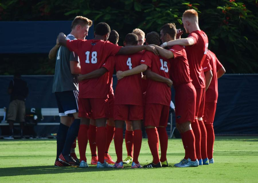 University Press : Men's Soccer: Owls lose twice in ...