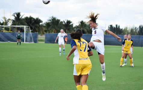 Women's Soccer: Owls drop two over weekend