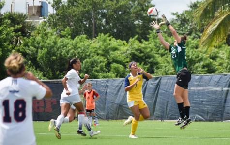 Women's Soccer: Sydney Drinkwater ties program record in scoreless draw at Western Kentucky