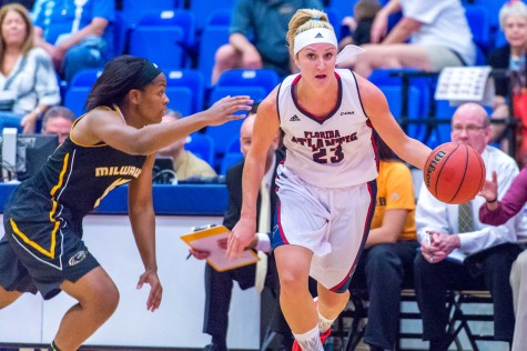 Gallery: FAU v. Milwaukee Women's Basketball