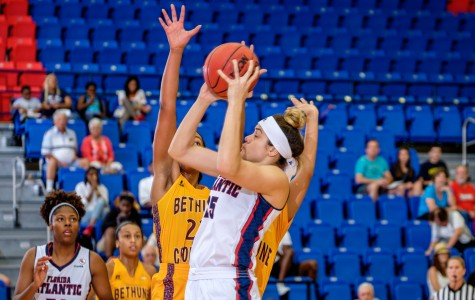 Women's basketball: FAU drops fourth straight conference game to UTSA