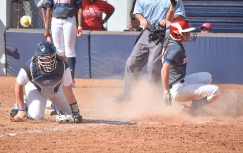 Softball: Strong arms help Owls sweep weekend tournament