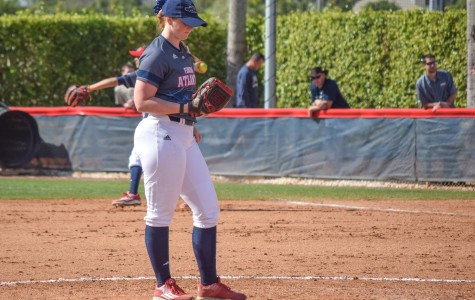 Softball: Owls sweep doubleheader against Detroit