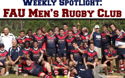 Weekly Spotlight: FAU Men's Rugby Club