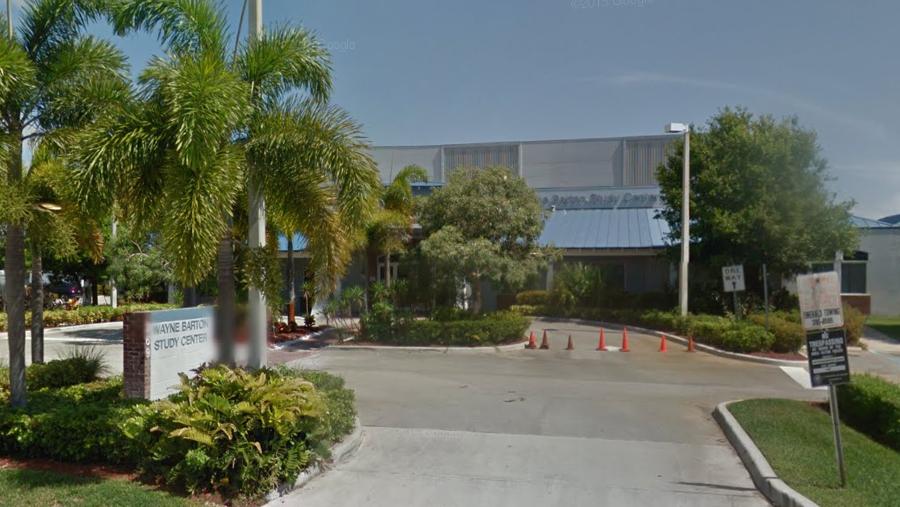The Wayne Barton Study Center [via Google Maps]