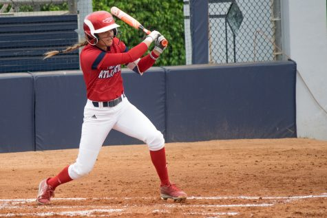 Sitting only behind Emily Lochten, who has 33 RBIs, Melissa Martinez has become one of the Owls biggest producers with runners on base. Ryan Lynch Multimedia Editor
