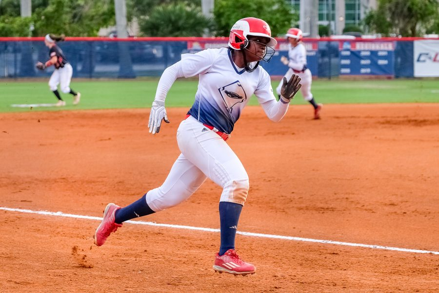FAU Softball vs WKU 2016_ Mohammed F Emran-7876