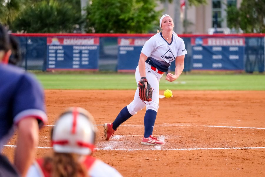 FAU Softball vs WKU 2016_ Mohammed F Emran-8100