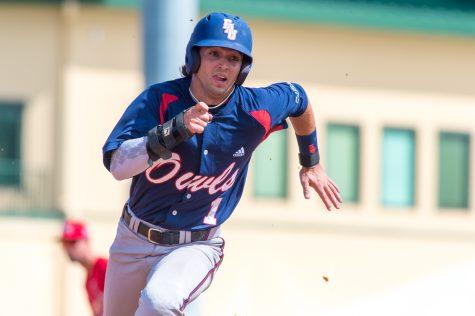 Baseball: FAU sweeps Middle Tennessee, has won 10 of last 12