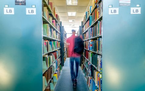 Opinion: No one uses the library for books