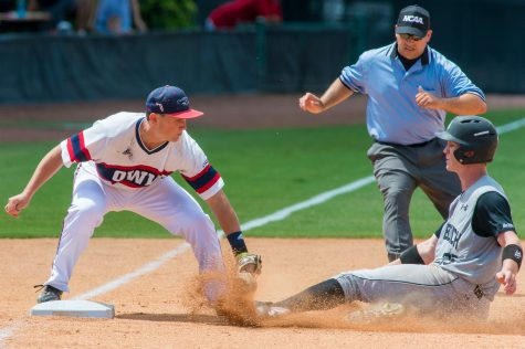 Gallery: Baseball ends season with loss in NCAA Regional tournament