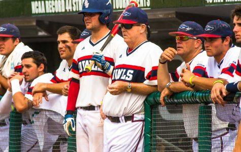 Baseball: Owls eliminated from NCAA Regional