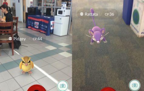 Pokemon GO hits FAU