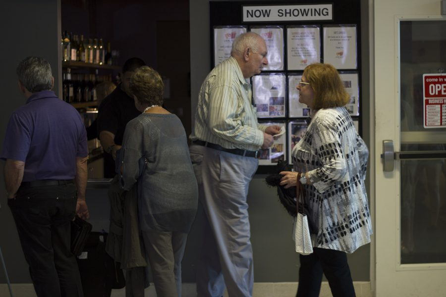 as the demand for tickets to a living room theater show grows movie goers