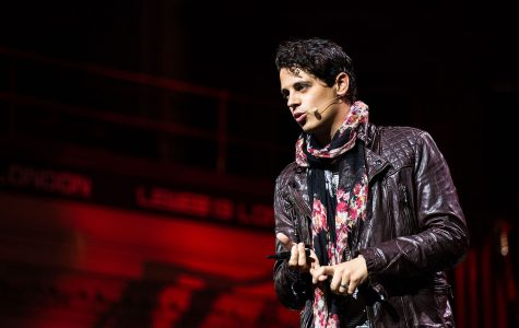 On-campus event featuring public figure Milo Yiannopoulos canceled due to threats of violence
