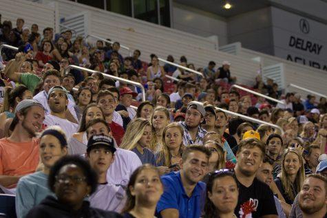 Gallery: Third presidential debate watch party at FAU Stadium