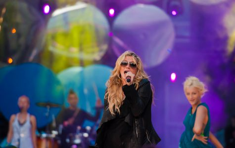 Kesha gets a new sound just in time for OwlFest