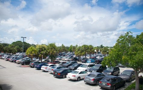 Stacked class times and overcrowded lots leave students struggling to find parking