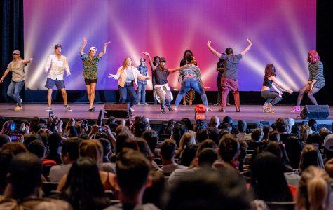 Queens strut their stuff at sixth annual drag show